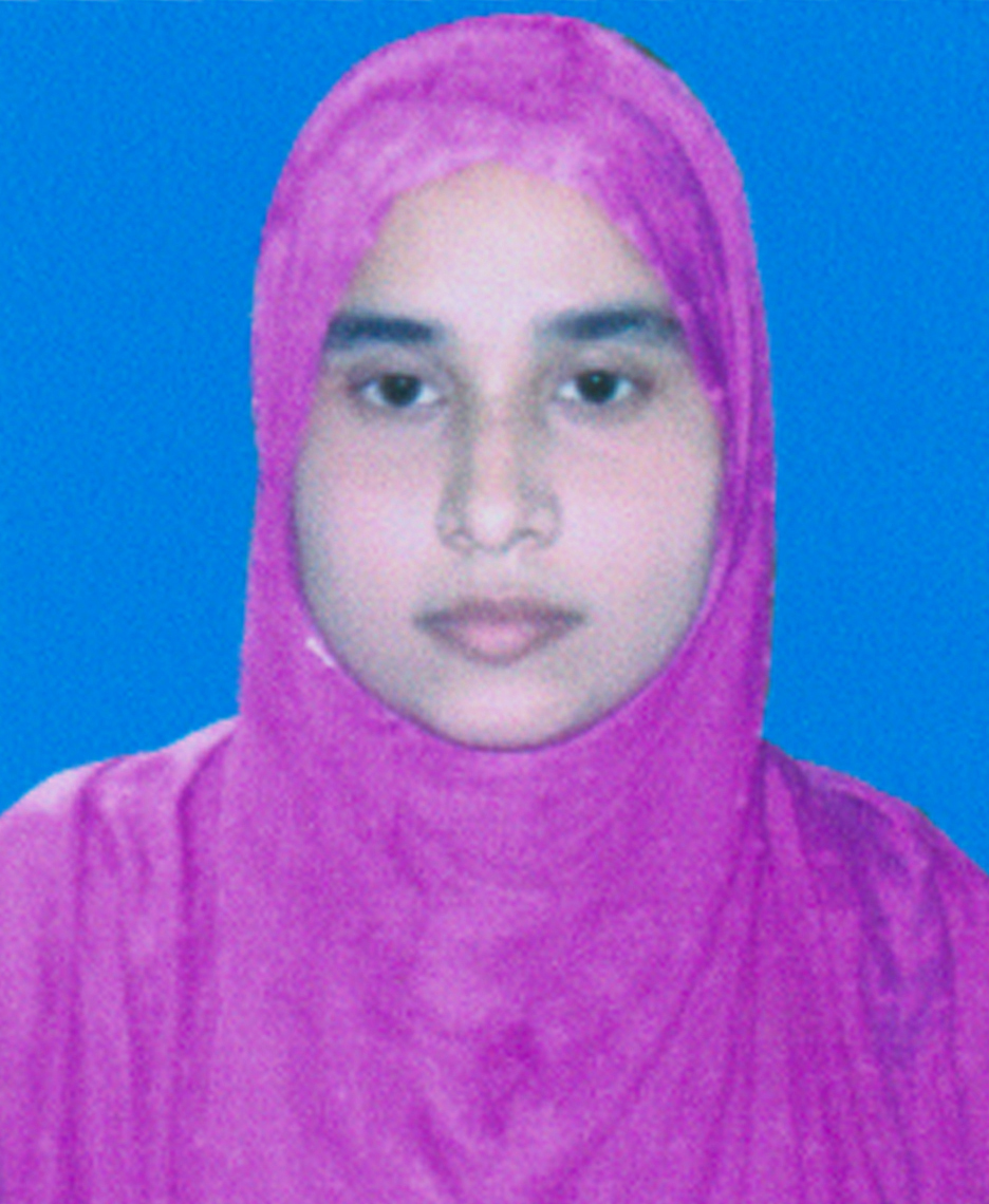 Nazmun Nahar, Counselor, Jashim Uddin Institute