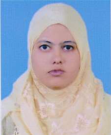 Nilufa Yesmin, Jr. Instructor, Electrical